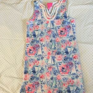 Lilly Pulitzer Mini Harper Dress size L